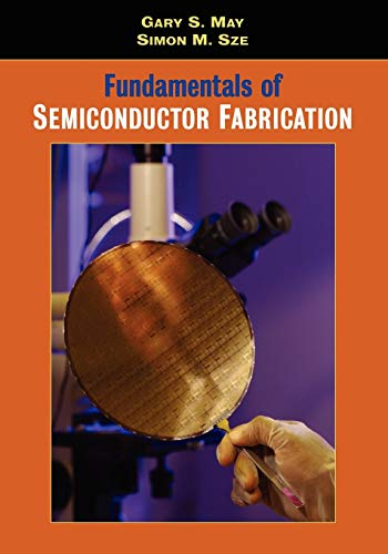 9780471232797: Fundamentals of Semiconductor Fabrication