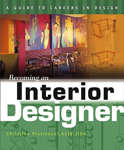 9780471232865: Becoming an Interior Designer (A Guide to Careers in Design)