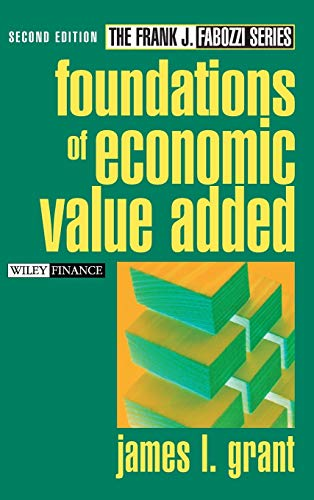 9780471234838: Foundations of Economic Value Added