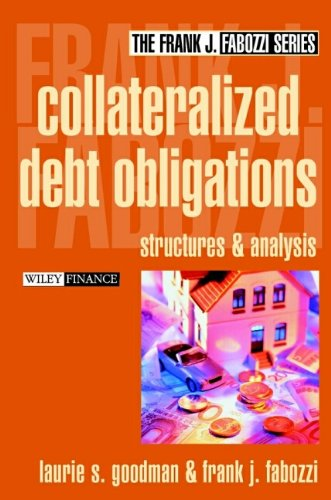 9780471234869: Collateralized Debt Obligations: Structures and Analysis (Frank J. Fabozzi Series)