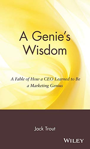 9780471236085: A Genie's Wisdom: A Fable of How a CEO Learned to Be a Marketing Genius