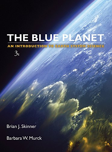 9780471236436: Blue Planet An Introduction to Earth System Science, 3rd Edition