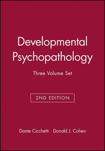 9780471237358: Developmental Psychopathology