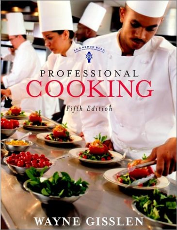 9780471237471: Professional Cooking: WITH College Text