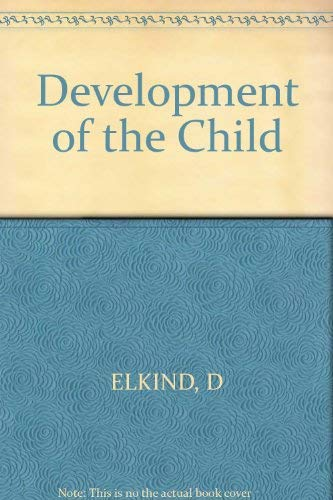 9780471237853: Development of the Child