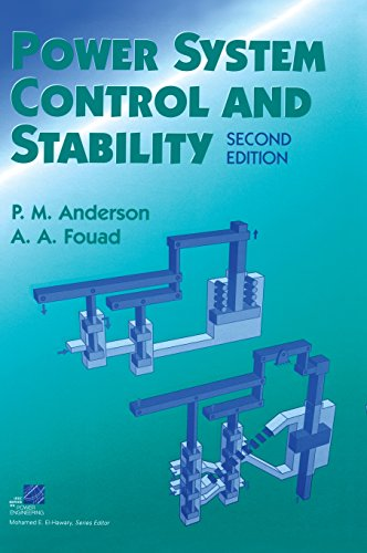 9780471238621: Power System Control and Stability