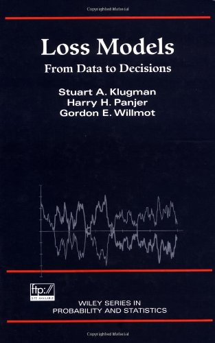 9780471238843: Loss Models: From Data to Decisions (Wiley Series in Probability and Statistics)