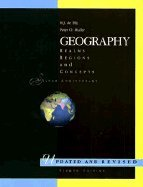 9780471239208: Geography: Realms, Regions, and Concepts