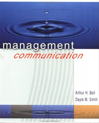 9780471239710: Management Communication