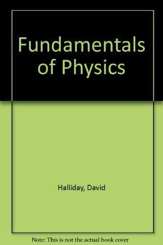 9780471239994: Fundamentals of Physics