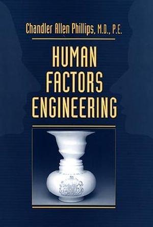9780471240891: Human Factors Engineering