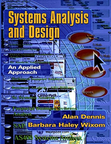 9780471241003: Systems Analysis and Design