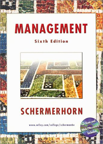 9780471241133: Management, 6th Edition