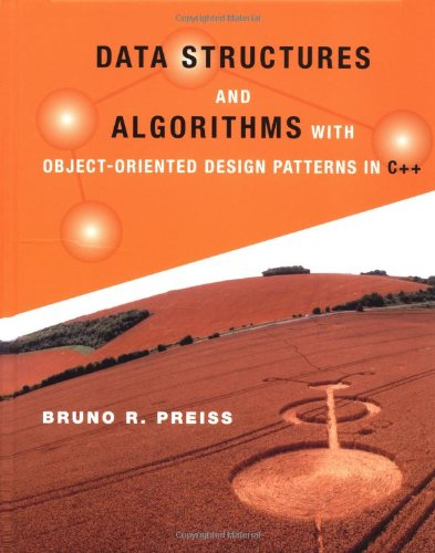 Data Structures and Algorithms with Object-Oriented Design: Bruno R. Preiss