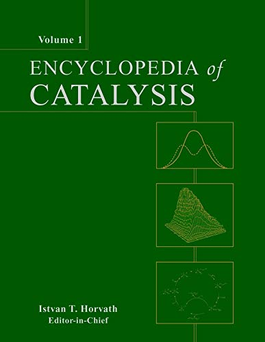 Encyclopedia of Catalysis (Hardback)