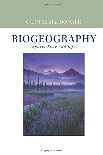 9780471241935: Biogeography: Introduction to Space, Time, and Life