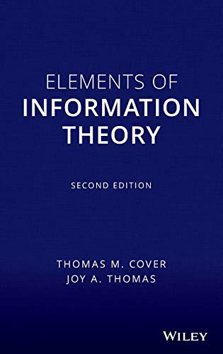 9780471241959: Elements of Information Theory (Wiley Series in Telecommunications and Signal Processing)