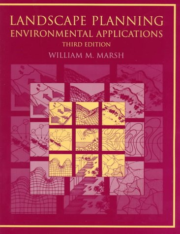 9780471242079: Landscape Planning: Environmental Applications