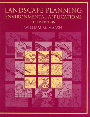 9780471242079: Landscape Planning: Environmental Applications, 3rd Edition