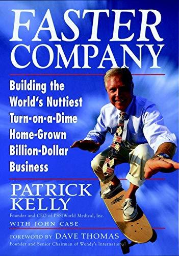 Faster Company: Patrick Kelly