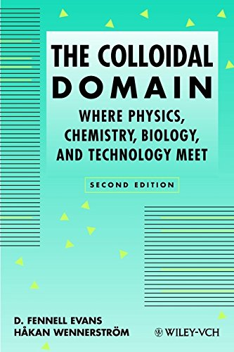 9780471242475: The Colloidal Domain: Where Physics, Chemistry and Biology Meet (Advances in Interfacial Engineering Series)