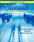 9780471242932: Calculus: Single and Multivariable, 2E, Student Solutions Manual