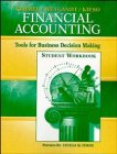 9780471242956: Financial Accounting: Tools for Business Decision Making, Student Workbook