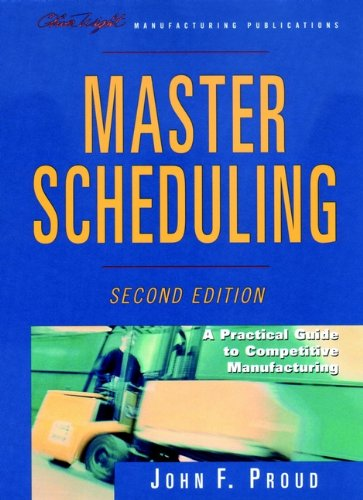 9780471243229: Master Scheduling: A Practical Guide to Competitive Manufacturing (The Oliver Wight Companies)