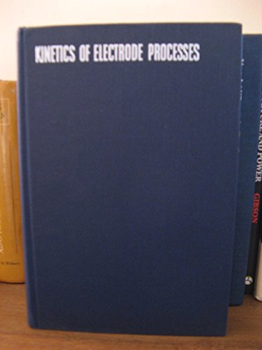 Kinetics of electrode processes: Erdey-Gruz, Tibor