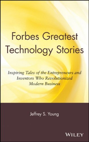 9780471243748: Forbes Greatest Technology Stories: Inspiring Tales of the Entrepreneurs and Inventors Who Revolutionized Modern Business (Wiley Audio)