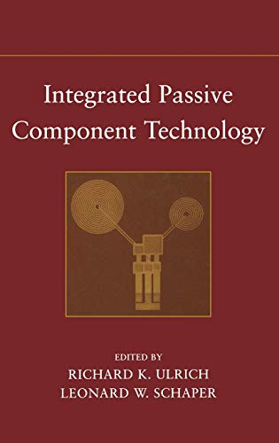 9780471244318: Integrated Passive Component Technology