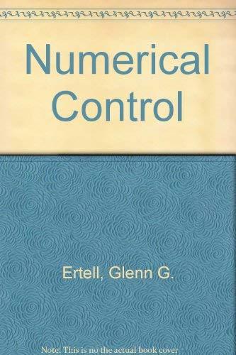 9780471244325: Numerical Control