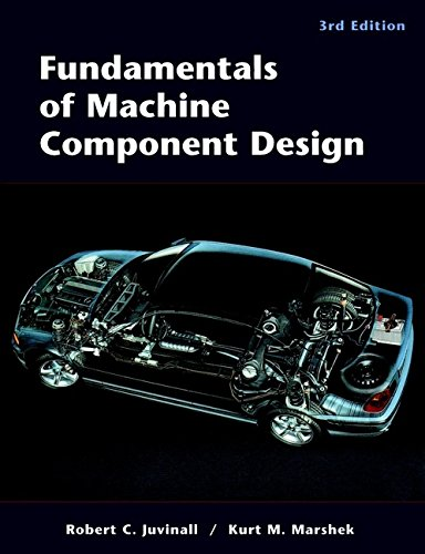 9780471244486: Fundamentals of Machine Component Design