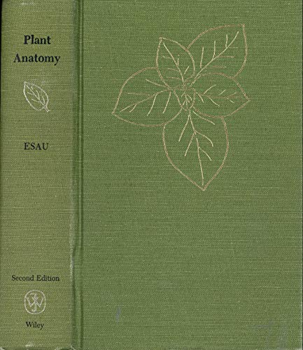 9780471244554: Plant Anatomy