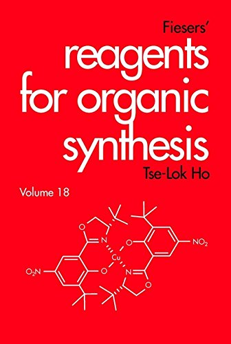 Fiesers Reagents for Organic Synthesis, by Ho,: Ho, Tse-Lok