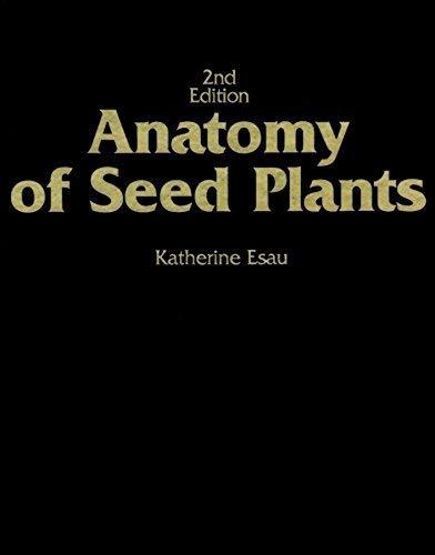 9780471245193: Anatomy of seed plants