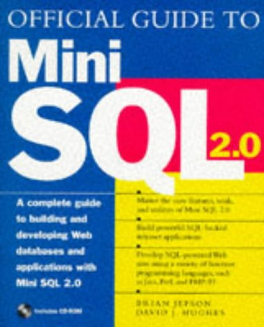 9780471245353: Official Guide to Mini SQL 2.0