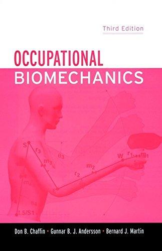 9780471246978: Occupational Biomechanics