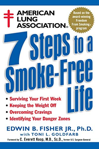9780471247005: American Lung Association 7 Steps to a Smoke-Free Life
