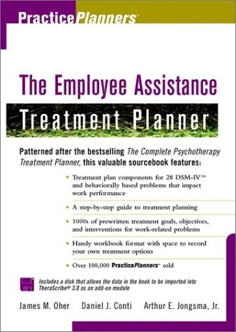 9780471247302: The Employee Assistance Treatment Planner (Practice Planners)