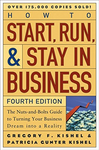 9780471247739: How to Start, Run, and Stay in Business