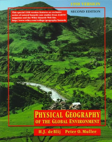 9780471247791: Physical Geography of the Global Environment, Hazards Update