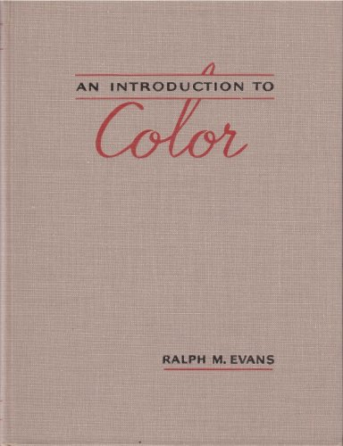 9780471247838: An Introduction to Color