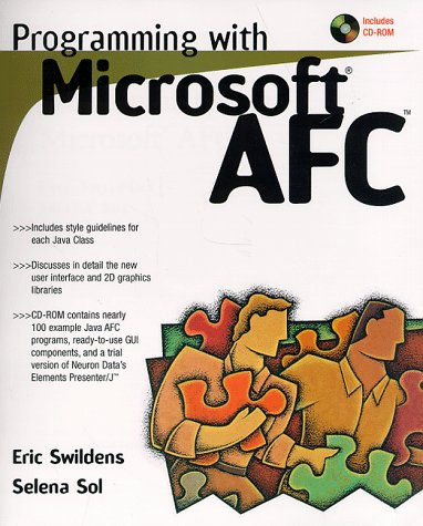 9780471248910: Programming with Microsoft? AFC