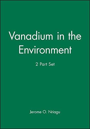 Vanadium in the Environment (Hardback): J. O. Nriagu