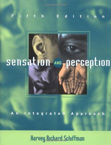9780471249306: Sensation and Perception