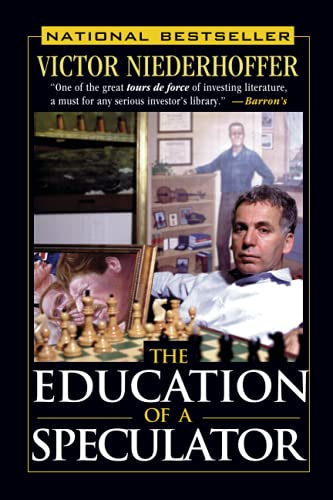 9780471249481: The Education of a Speculator