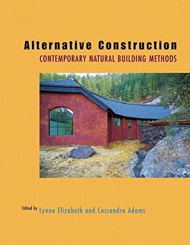 9780471249511: Alternative Construction: Contemporary Natural Building Methods