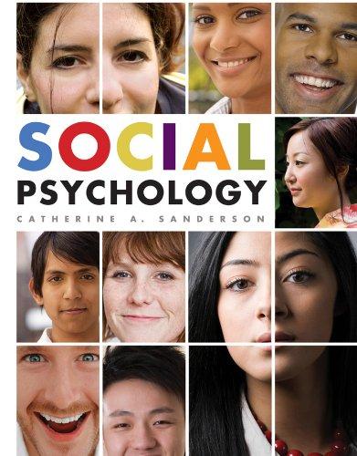 9780471250265: Social Psychology