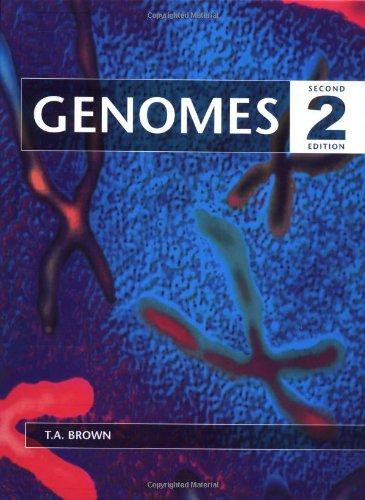 9780471250463: Genomes 2e